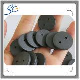RFID etiqueta de botón pasiva RFID UHF etiqueta de lavandería de paño
