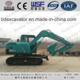 0.2-0.5m3バケツが付いている広く利用された小さく新しいクローラー掘削機