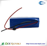 pacchetto 29.6V10ah della batteria dello Li-ione per l'indicatore luminoso di via solare del LED