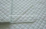 Hotel e hospital Using a almofada acolchoada faixa do colchão da escora com os quatro cantos elásticos