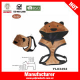 Hat (YL83487)를 가진 동물성 Shape Dog Clothes Pet Harness