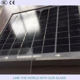 Verre 4mm Extra Clear pour collecteur solaire