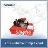bewegliche Motor-sich hin- und herbewegende Feuer-Pumpe des Benzin-15HP