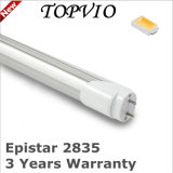 tubo de cristal 18W 30W del 1.2m T8 LED de la fábrica de China
