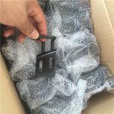 Peças estampadas de metal de alta qualidade, com acabamento de revestimento em pó preto