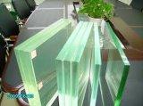 Baixa o vidro laminado de ferro Decoraton de alto nível