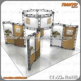 Cabina di alluminio di mostra del sistema del fascio