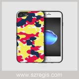 Раковина мобильного телефона камуфлирования случая мобильного телефона в случай iPhone7/iPhone7plus