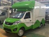 kleine Laufkatze-kaltes Getränk-LKW-beweglicher Speicher-Fahrzeug des Verkauf-4X2