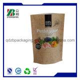 Sacchetto della carta kraft del carbone vegetale