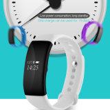 De waterdichte Slimme Armband van Bluetooth van de Manchet met de Drijver van de Geschiktheid V66