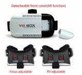 2016 cuffia avricolare calda di Vr Box/Vr Glasses/Vr di vendita del nuovo prodotto