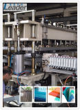Multiwall U.V. geschütztes Polycarbonat-Höhlung-Blatt/feste Blatt-Strangpresßling-Zeile