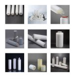 10inch PTFE de Patroon van de Filter van de Lucht van 0.01 Microns voor de Micro-filtratie van het Gas