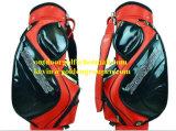 Sacchetto di golf impermeabile di nylon variopinto impermeabile del sacchetto di golf del sacchetto di golf