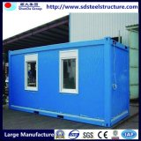 Niedrige Kosten-Qualitäts-Stahlkonstruktion-Ladung-Behälter