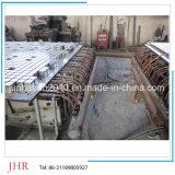 Equipamento de fabricação de grades FRP moldado