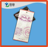 Бирки Hang бумаги печатание полного цвета для ботинок и одежд мешков