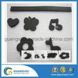 Flexibler bunter Gummimagnet mit Rolle