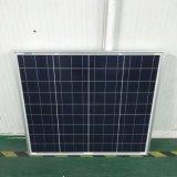 Migliore poli PV modulo solare di prezzi 100W per l'indicatore luminoso di via solare