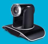 Câmera de conferência de vídeo alta qualidade 20X 1080P60 PTZ / HD Sdi DVI LAN Camera de conferência