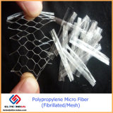 Ridurre la fibra della maglia di Polipropileno della precipitazione radioattiva