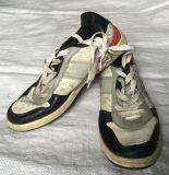 Самым лучшим ботинки используемые качеством & используемые одежды для сбывания