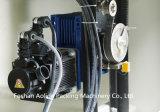 Полностью автоматическая серводвигатель Popsicle упаковочные машины нос-250