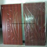 Portas internas brancas de MDF/PVC para o edifício de casa