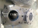 ISO9001: Válvula de retención de la suspensión alineada de cerámica de la válvula de cheque de 2008 bridas