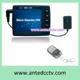 Gravador DVR da polícia, Pocket DVR, Mini gravador DVR portátil com tela LCD TFT de 2,5 polegadas, detecção de movimento