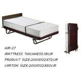 Экстренная кровать/кровать гостиницы экстренная/складывая экстренная кровать/кровать экстренной кровати гостиницы складывая/складывая кровать софы/софа Cum кровать/кровать 8 гостиницы металла экстренная