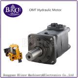 Chargeur compact Utilisation du moteur du ventilateur hydraulique haute pression (OMT Type)