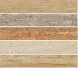 陶磁器の建築材料の木の木製の床タイル