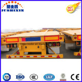 반 40FT 평상형 트레일러 콘테이너 트럭 트레일러