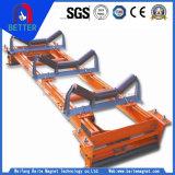 鉄鋼または鉱山または火力発電プラントのための1400mmのステンレス鋼の石炭または平たい箱または金属のリンクベルトの計重機