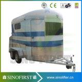 Pferden-lebender Viertelwohnmobil-Schlussteil Soem-China mit Cer