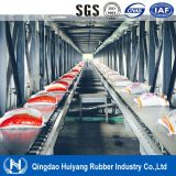 Nastro trasportatore di gomma resistente dell'acido/alcali di industria del fertilizzante