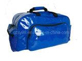 Deporte al aire libre de cuero PVC Duffle Bolsa de viaje-11