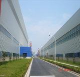 Gruppo di lavoro della struttura d'acciaio di Pre-Engieeried con la certificazione del Ce