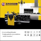 Hoher glatter Anstrich-Küche-UVschrank der Farben-2015 (FY26)