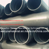 Tubo plástico - tubo enterrado PVC de gran tamaño