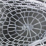 Forelle-freies Gummihölzernes Fliegen-Fischen-Landung-Nettonetz