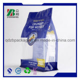 Bolso de empaquetado plástico del pienso para el acondicionamiento de los alimentos de perro