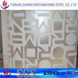 Feuille laminée à froid de l'acier inoxydable 1.4404 en tôle inoxidable dans la surface 2b