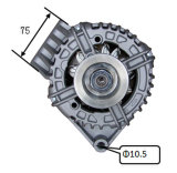 12V 125A Alternator per Bosch Chev 11185 0124425032