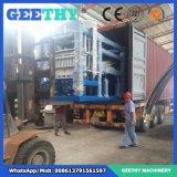 Qt4-15c hydraulische hohle Block-Maschine in Philippinen