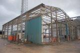 De estilo campestre prefabricados de estructura de acero de la luz de almacén de grano (KXD-139)