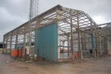 Land-Art-helles Stahlkonstruktion-Korn-vorfabriziertlager (KXD-139)