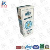 Paquet d'emballage aseptique populaire pour boissons